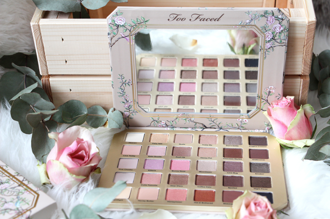 Palette Natural Love Too Faced
