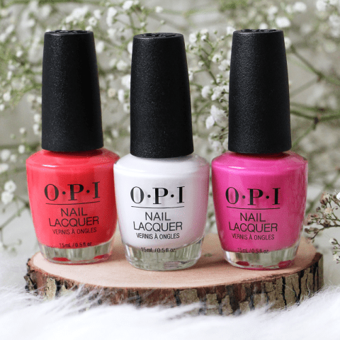 Lisbon, la nouvelle collection colorée d'OPI