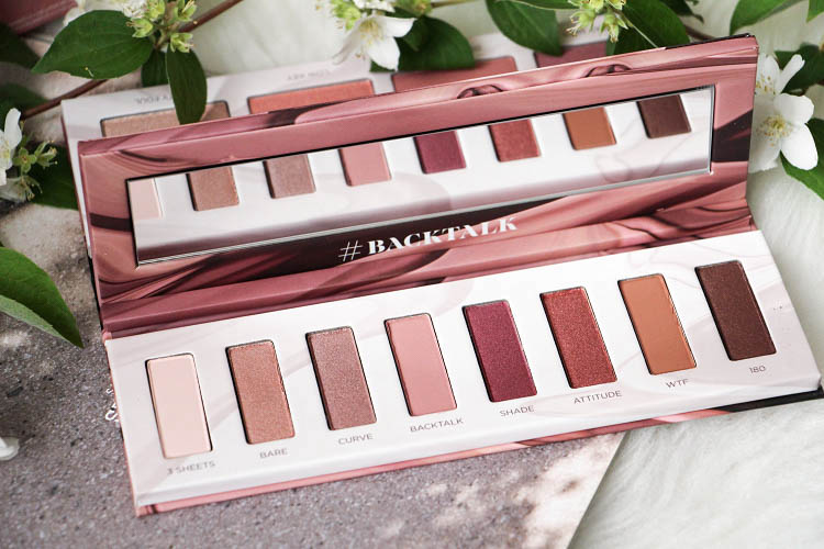 Fards à Paupieres Urban Decay Backtalk