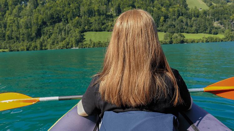 Kayak Lac Lungern
