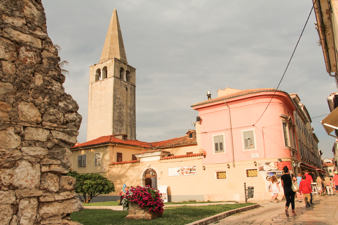 Eglise Pierre Porec