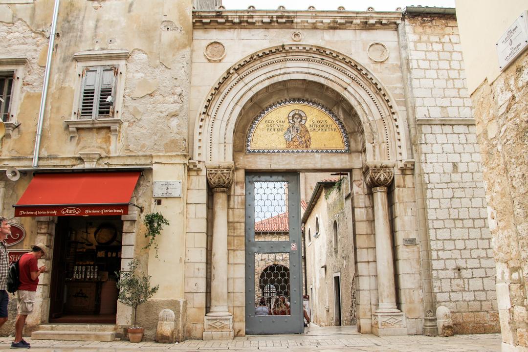 Musée mosaiques Porec