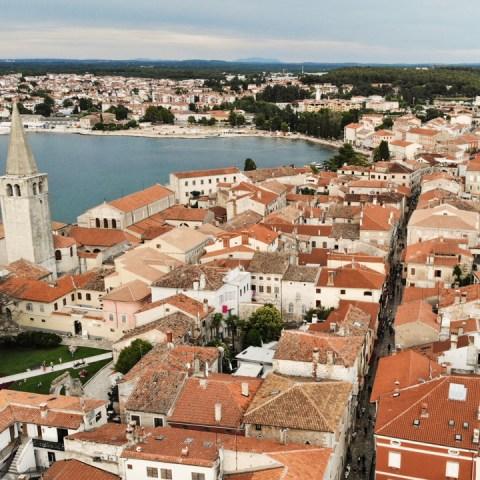 Séjour en Croatie : visite de Poreč