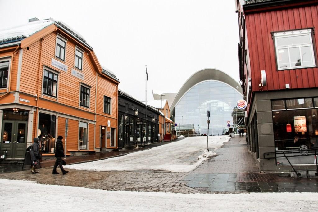 Bibliotheque Tromso