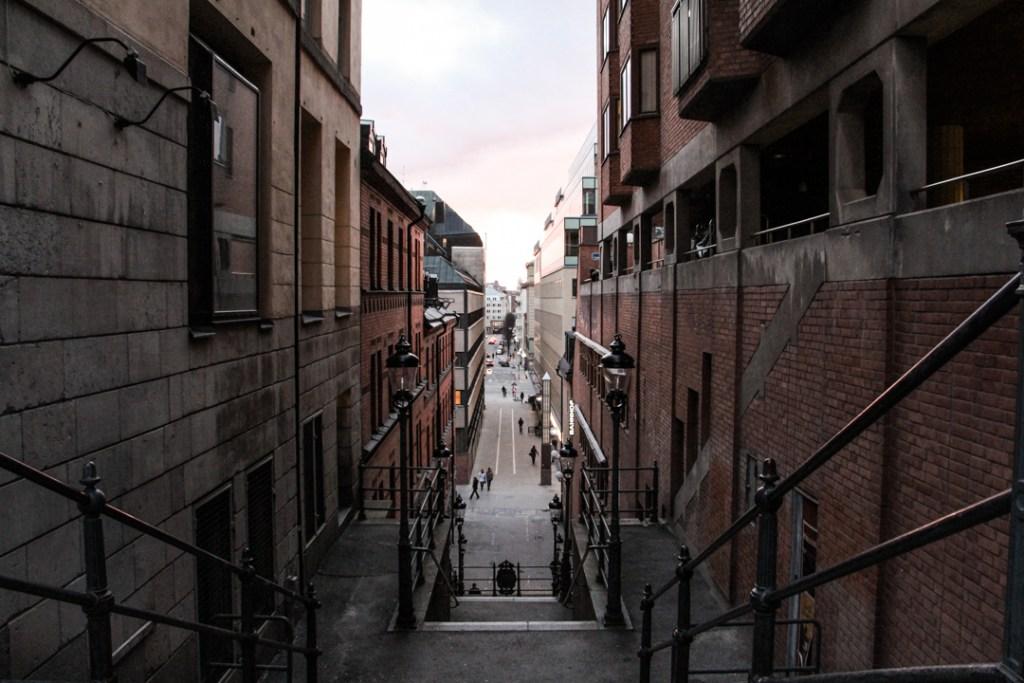 Balade Stockholm