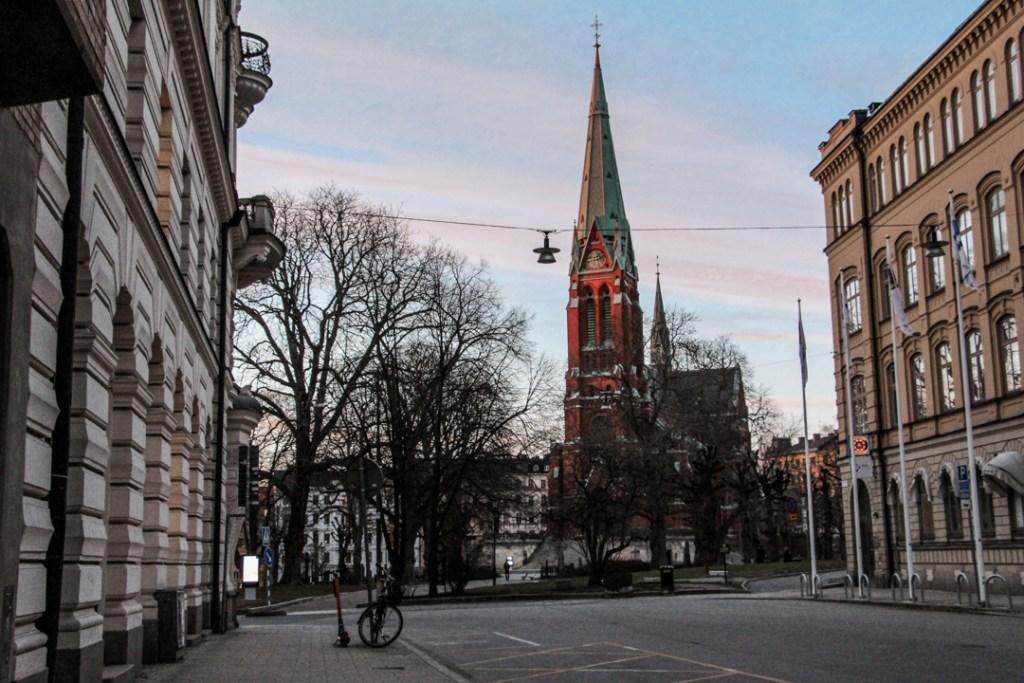 Eglise Stockholm