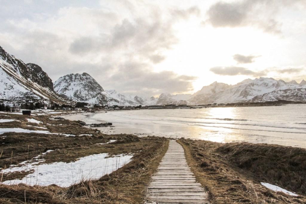 Flakstad Beach Lofoten