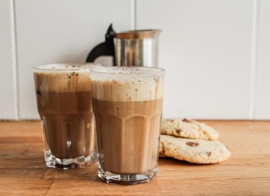 Recette cafe frappe maison