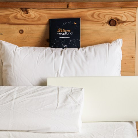 L'oreiller Wopilo, un confort personnalisé pour une bonne nuit de sommeil