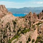 l'Ouest de la Corse