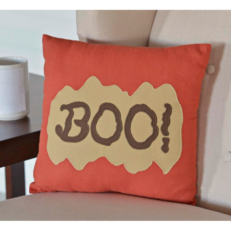 Boo Pillow by VHC Brands