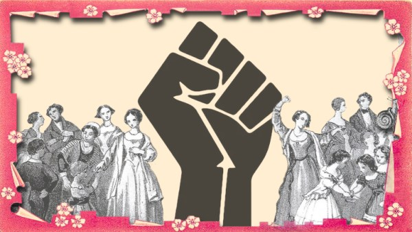 The Problem of Fashionable Abolition: Performative Allyship Then and Now