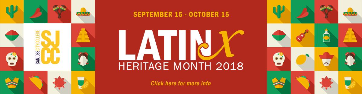 LatinX Heritage Month_Web Banner