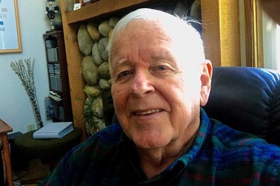 San Jose City College Faculty Chuck Hunter, October 2020