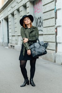 Zürich Blogger wearing the perfect autumn outfit