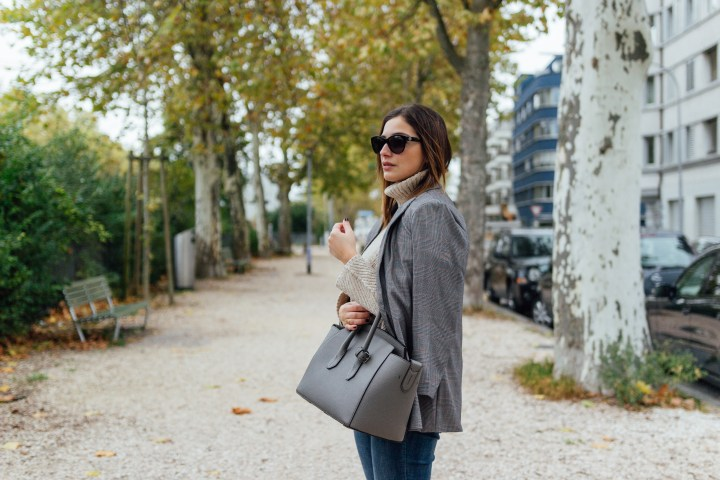 Outfit for a sunny autumn day by the Rosegold Diary
