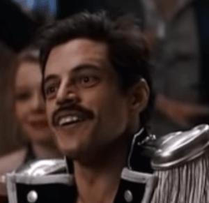 Bohemian Rhapsody(2018), Freddie Mercury役