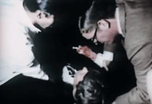 Man in the Mirrorに出てくるロバート・ケネディの画像