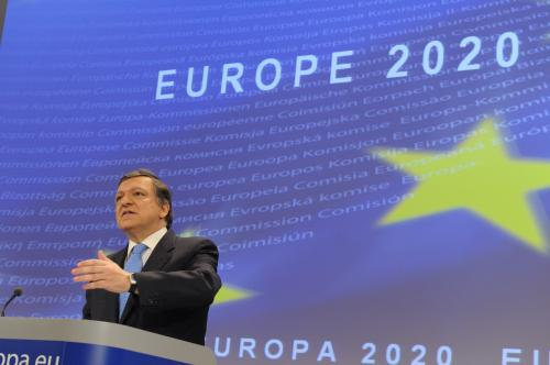 Barosso presents the Europe 2020 deals: a bold plan to make Europe world leader in sustainable energy