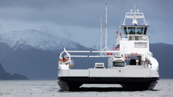 The Zerocast 120 is a battery powered ferry which crosses the Sognefjord in Norway since the beginning of 2015