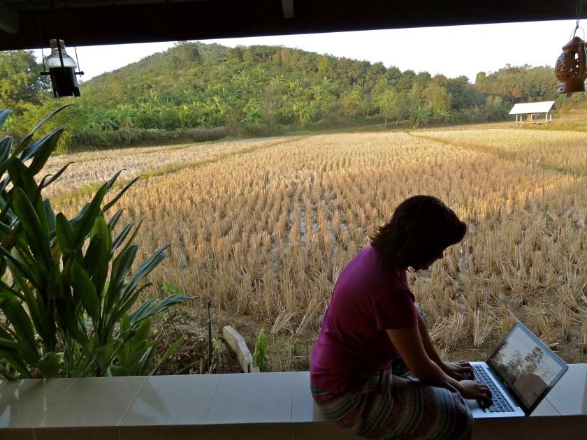 Indian travel blogger, Shivya Nath