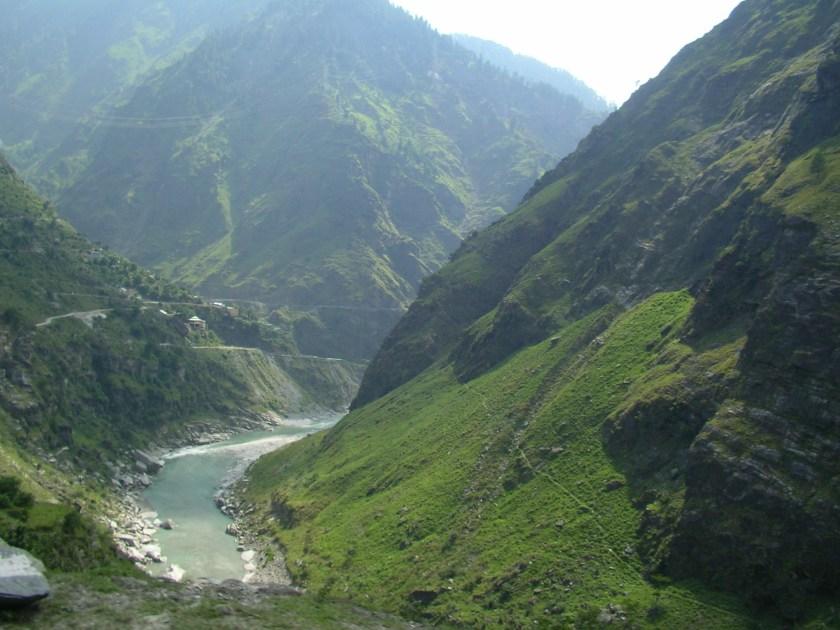 Himalayas, river Satluj, shimla to kalpa drive, drive to spiti, Shimla via Reckong Peo to Kaza