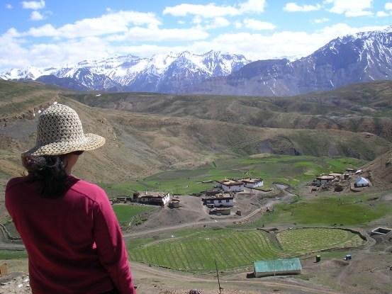 Spiti, Himalayas, India