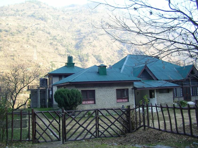 Ramgarh heritage villa, Raison, heritage bungalow, himalayas