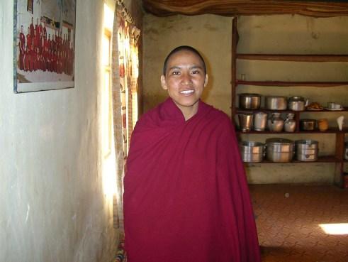 Himalayas, Spiti, volunteer, voluntourism, nun