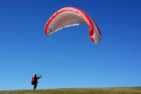 Travel inspiration, paragliding, how to travel, long term travel