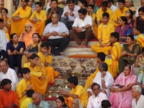 Ganga, Ganges, Rishikesh, aarti, prayers, ecology