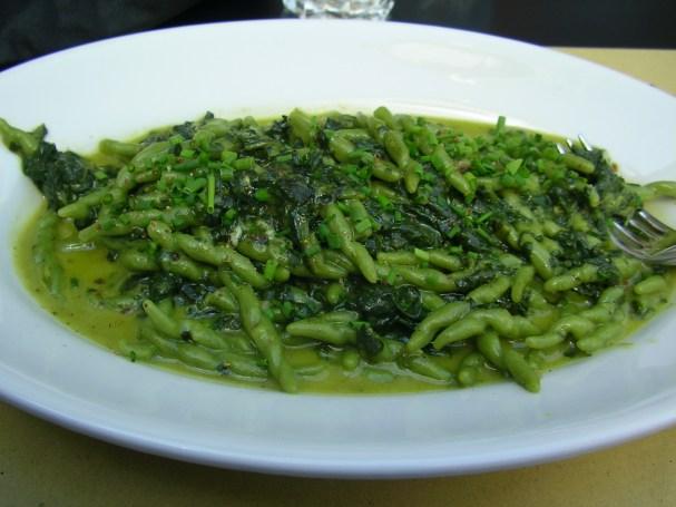 Europe vegetarian food, Italy pasta
