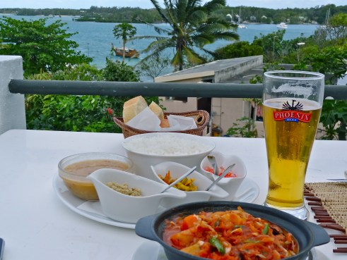 Mauritius traditional food, Chez tino, Mauritius top restaurants