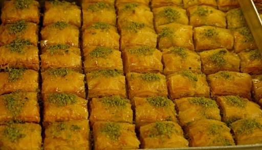 Turkish baklava, Turkish dessert baklava, Turkish desserts, Baklava pictures