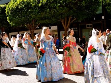 Las Fallas festival, Fallas festival Valencia,