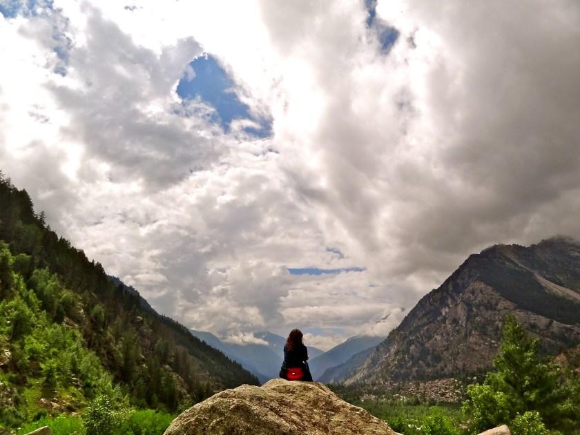 Himalayas photos, Sangla valley, Rakcham