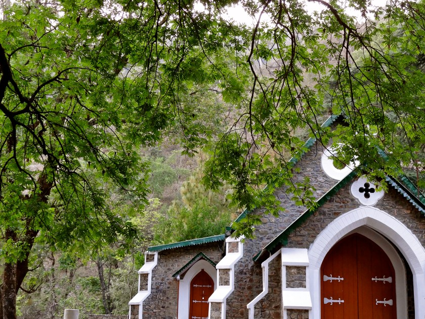 Bhimtal pictures, places to visit in Bhimtal, Bhimtal review, bhimtal church