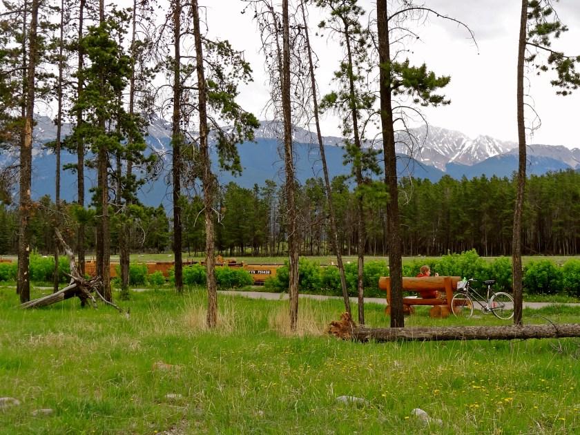Jasper town, Jasper photos, Jasper pictures, Jasper Alberta Canada
