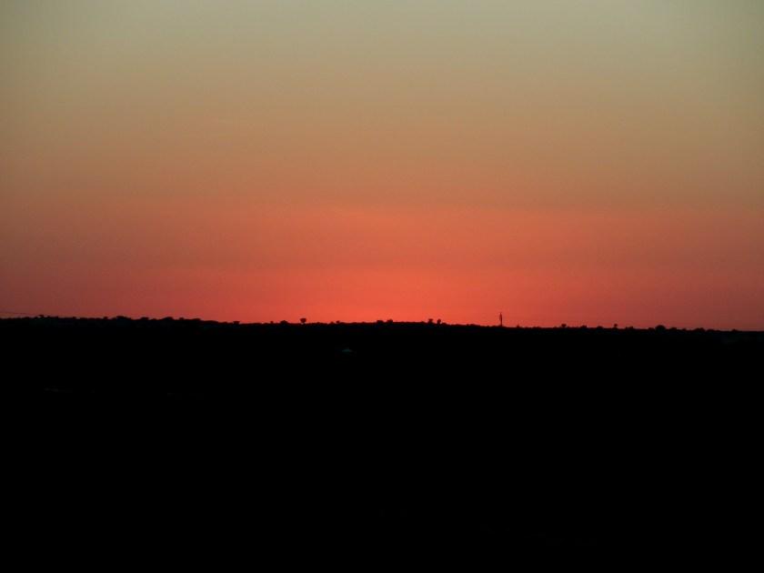 Rajasthan sunset, Bhap rajasthan, sun set in india, desert sunset