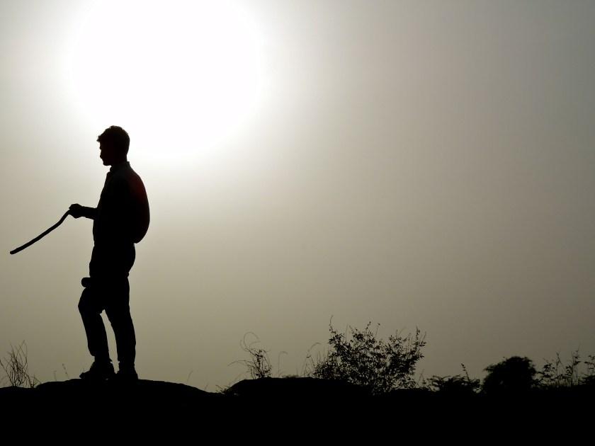 Aravalis, Rajasthan hills, Pali Rajasthan