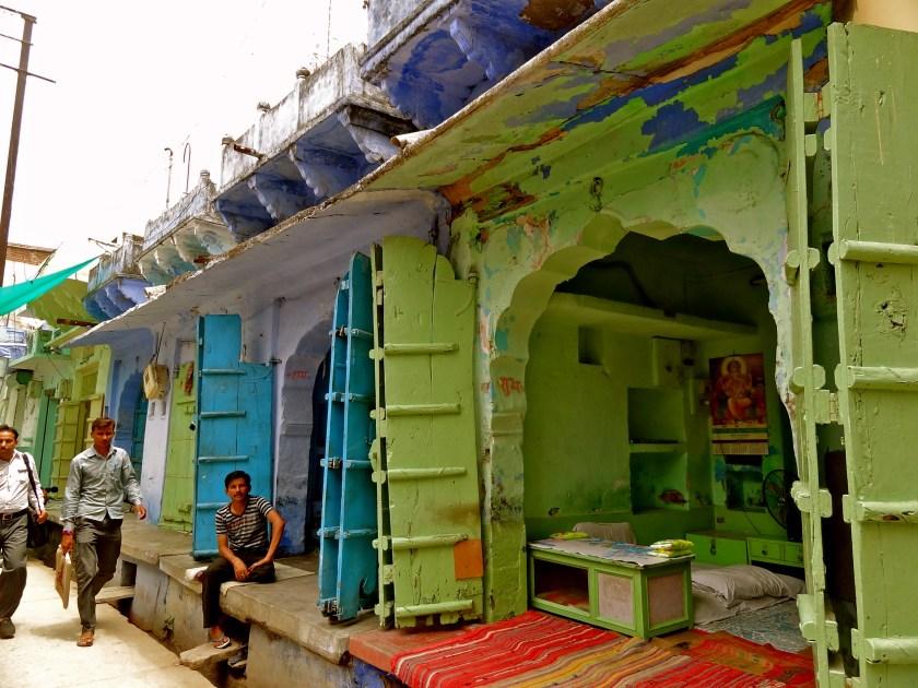 Rajasthan markets, Rajasthan village, Rajasthan colors