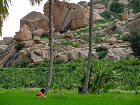 Anegundi, Hampi boulders, Hampi photos