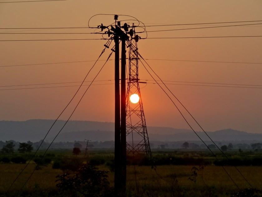 sunset madhya pradesh