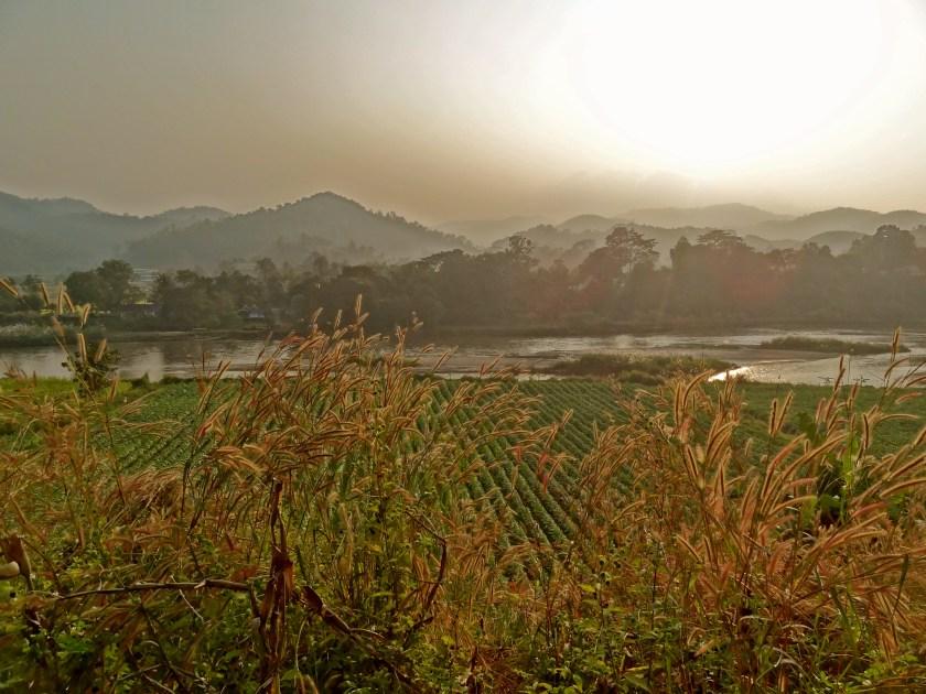 northern Thailand, Chiang Rai, Thailand villages