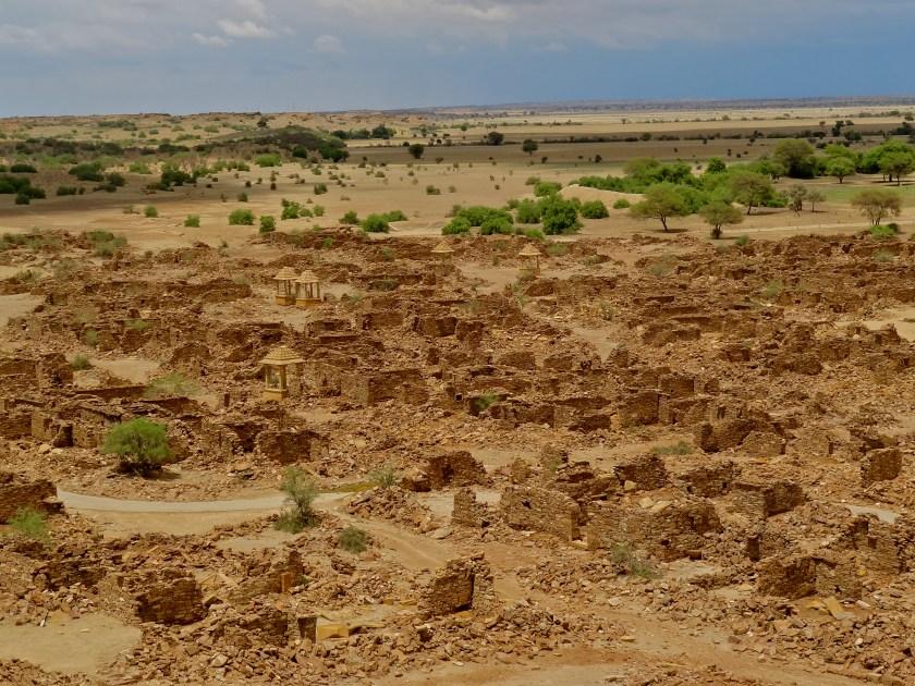 Kuldehra, Jaisalmer abandoned villages
