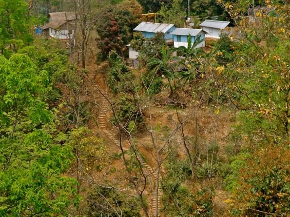 Eastern Himalayas, Darjeeling villages