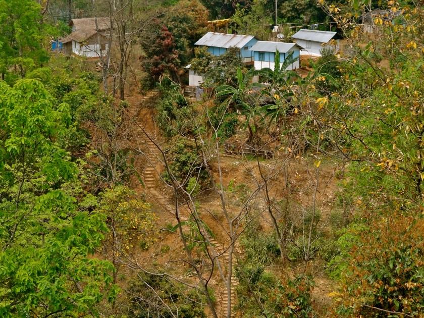 Eastern Himalayas, Darjeeling villages, sikkim hiking
