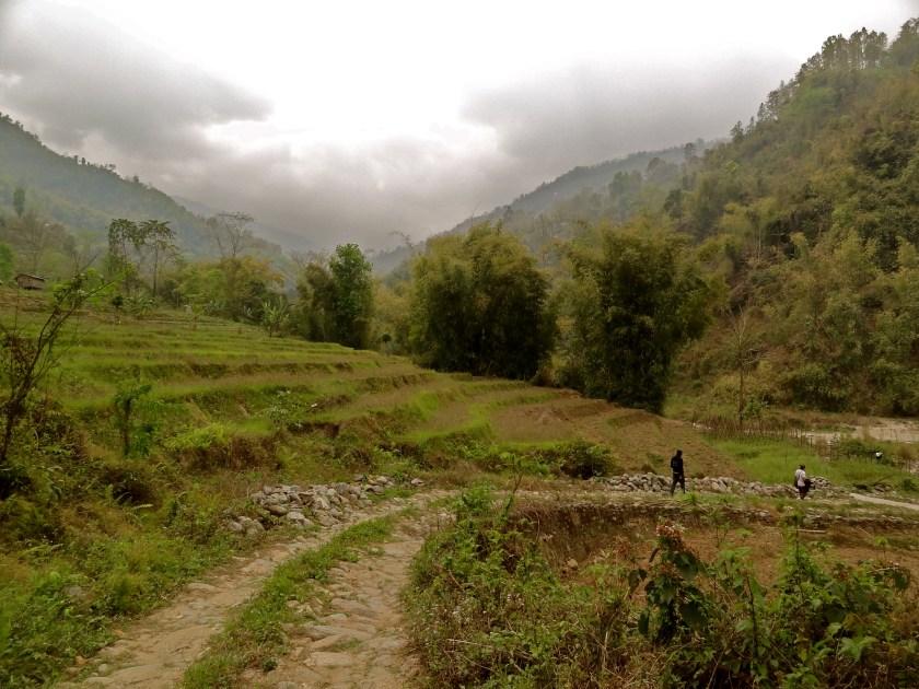 Indian Himalayas, Darjeeling to Sikkim hike