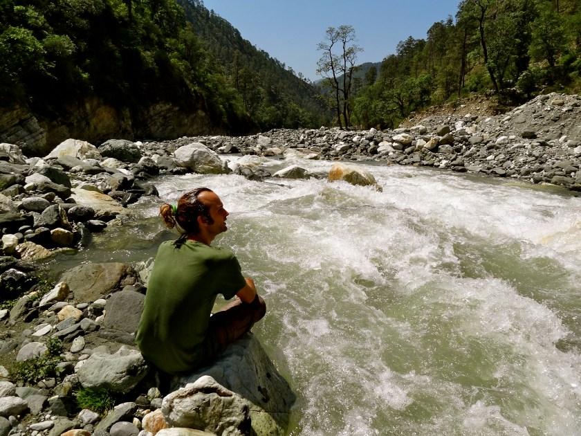 Ganga photos, Garhwal Ganga, garhwal himalayas