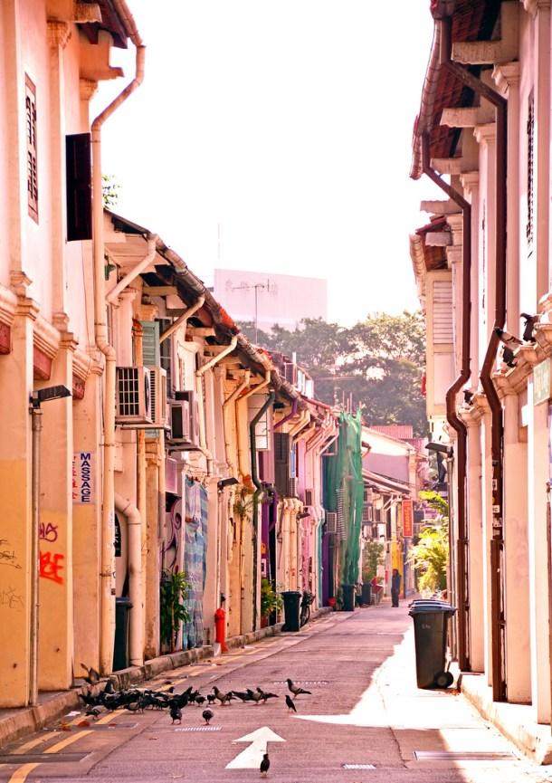 Arab Street. Photo by Nasrul Ekram.